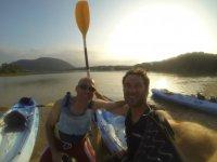 Alquiler canoa, 1 hora, Playa de Ris
