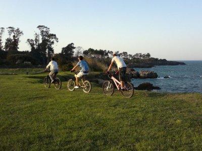 Alquilar bici de montaña en Playa de Ris 1 día