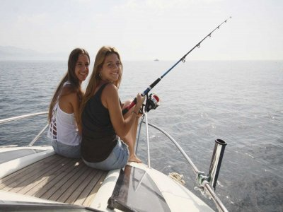 Fishing trip by boat in Marbella (max. 5)