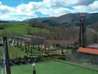 Vistas del parque