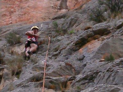 Curso de escalada en Játiva, cualquier nivel, 2h.