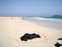 Corralejo playa