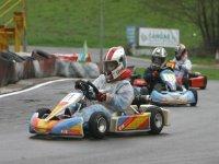 Go-kart rental and racing