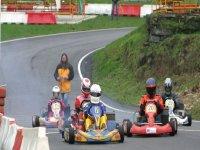 Karting en Cangas del Narcea