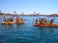 Kayak- Puerto Deportivo Juan Montiel