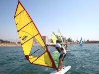 Derportivo风帆运动 - 滨海胡安·蒙铁尔