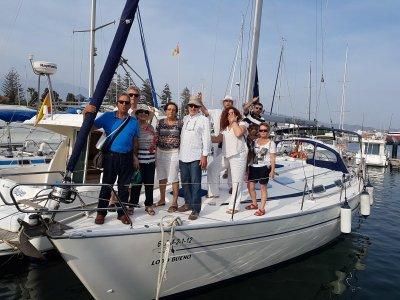 Despedida velero 4 horas desde Motril