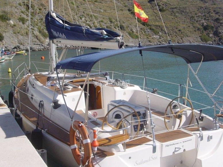 nuestro barco en granada