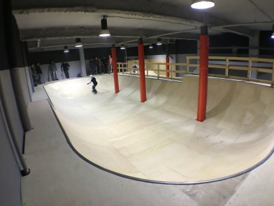 50Project Indoor Skatepark Madrid Campamentos Urbanos