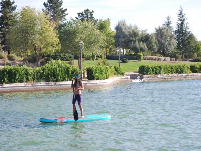 Monkey Wake Park Paddle Surf