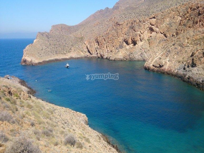 Vistas de Cabo Tiñoso