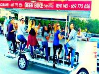 Chicas en la beer