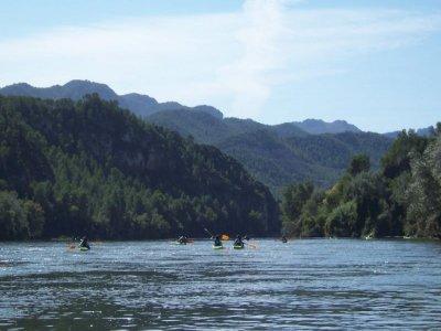 Kayaking and Segway package, Benifallet
