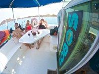 潜水食品和饮料包括私人旅游
