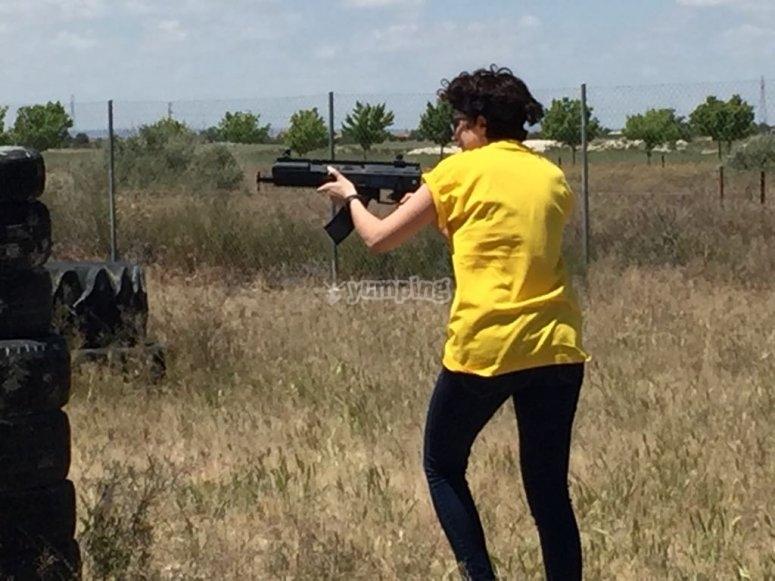sparare