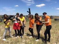 Partida de Laser Tag en Albacete, 2 horas