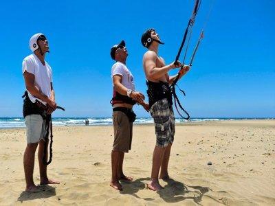 Curso de kitesurf iniciación, 1 día, Maspalomas