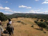 路线天莫雷纳山脉Cordobesa