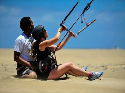 kitesurfing lesson level II 3 days , Maspalomas