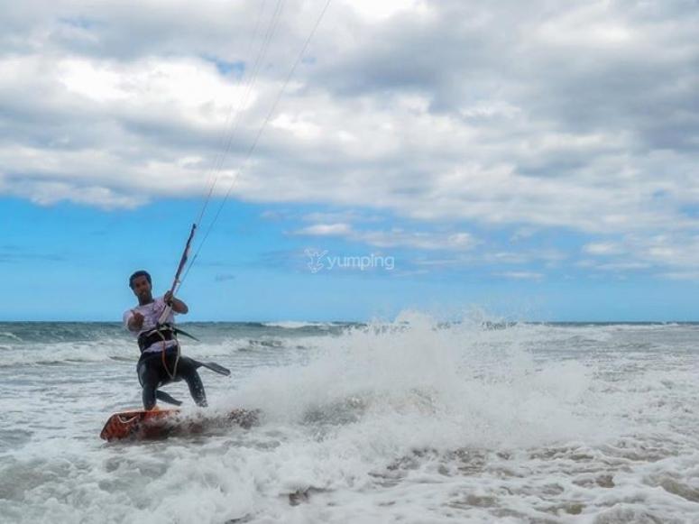 Kitesurf en Las Palmas