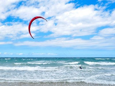Kitesurfing course level III, 5 days, Maspalomas
