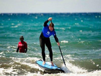 Curso de paddle surf de 3 días, nivel 2 Maspalomas