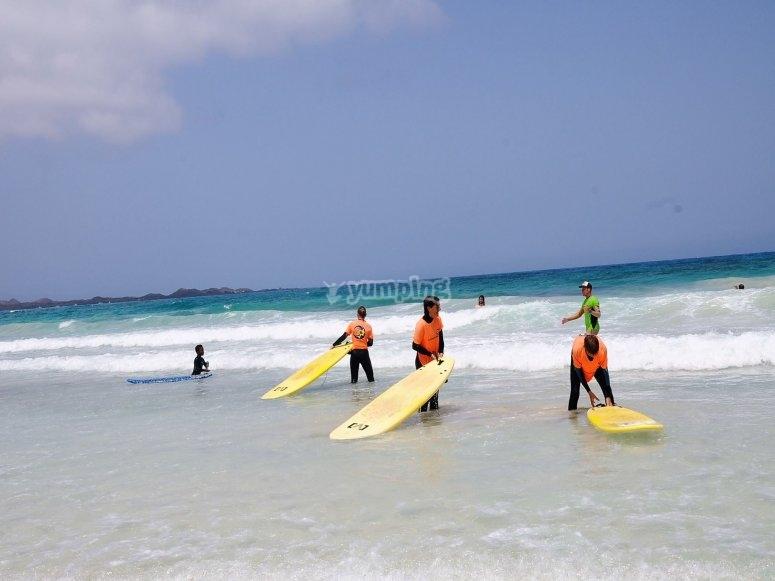 Academia de surf