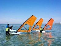 Apprentissage des sports nautiques