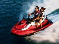 Jet ski for two in the Mar Menor