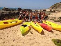 Alquiler de canoas en Tarifa