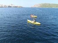 Touring Menorca in kayak
