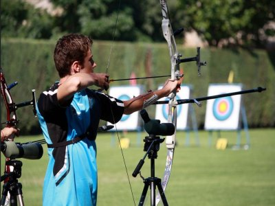 Archery GROUP,1h,Cistierna
