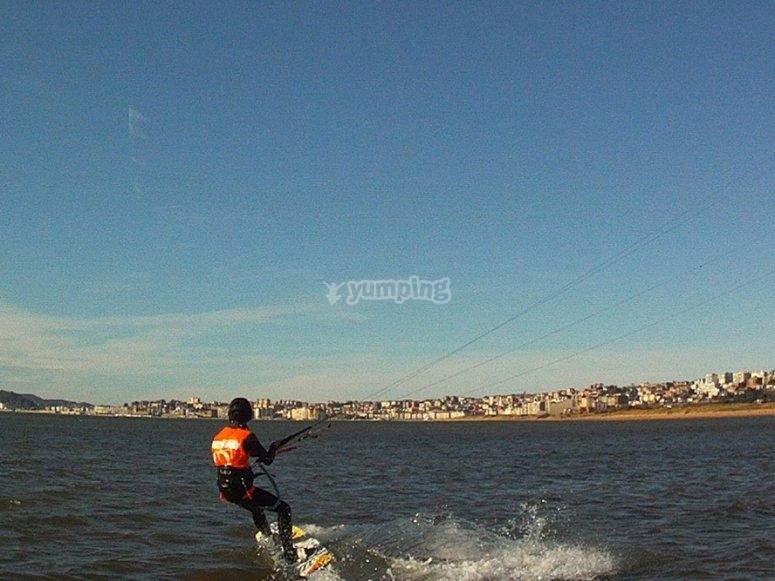 alquiler kitesurf cantabria