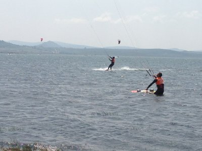 Kitesuf equipment rental in Cantabria, 2 hours