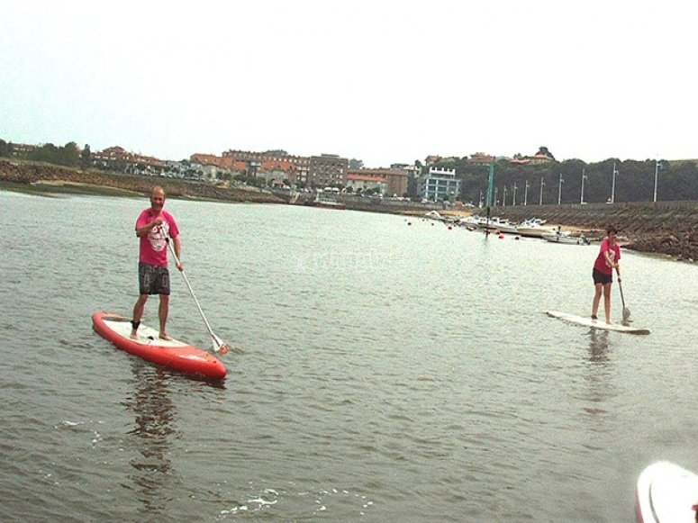 sup paddle surf cantabria