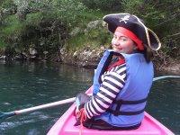 canoa disfraz