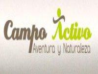 Campo Activo Aventura y Naturaleza Tirolina