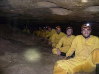 Fila en la Cueva