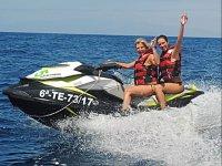 Experiencias nuevas en la moto de agua