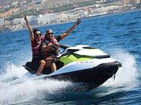Ruta en moto biplaza por Tenerife