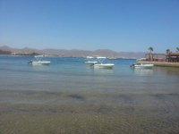 Mozarrón's beach