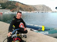 Open Water Diver diving course in Jávea