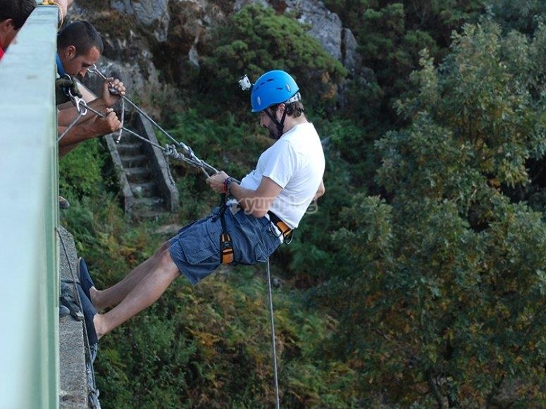 escalada Mazaricos