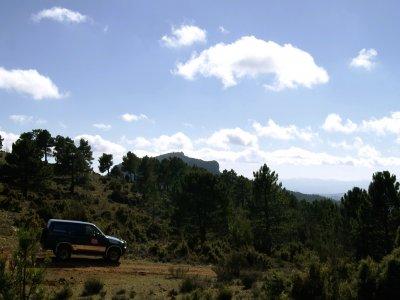 Ruta 4x4 Cumbres y Valles de la Sierra de Alcaraz