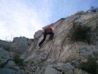Cursos de escalada en Girona