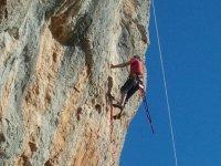 Técnicas de escalada