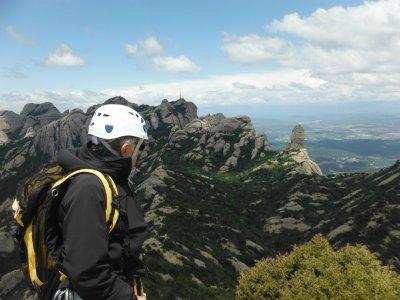 Bautizo de escalada deportiva en Gerona 8 horas