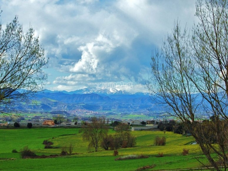 Cerdanya的美景
