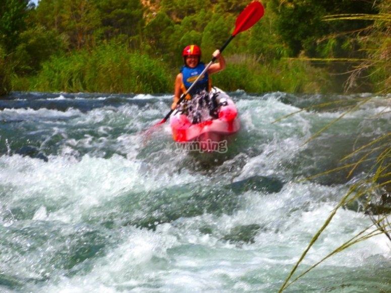 kayak rio cabriel
