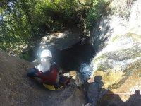 Barranco的下降+在阿维拉攀登2天